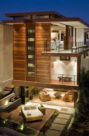 homes with elevators apartments three story homes small storey house roofdeck