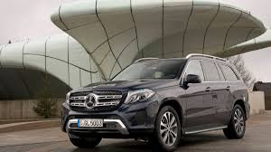 mercedes merc 2017 mercedes gls review with price horsepower and photo gallery
