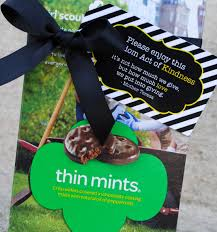 girl scout ribbon buy girl scout cookies and maintain your healthy diet 3 simple tips
