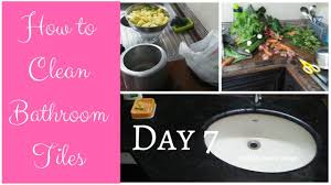 how to clean bathroom tiles flylady challenge collab with my