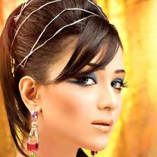 hair styles pakistan wedding hairstyles for girls pictures 25