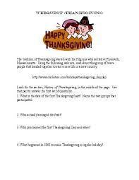 Date Of First Thanksgiving Thanksgiving Activities Lessons Tes Teach
