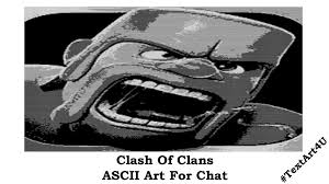 Meme Faces In Text Form - list of all trollface rage faces ascii text art cool ascii text
