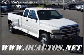 dodge one ton trucks for sale 1997 dodge ram 3500 for sale carsforsale com