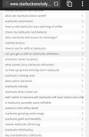 ask me anything about starbucks starbucksmelody