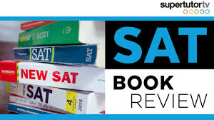 sat book review the best books for the sat youtube