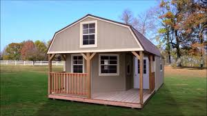 Derksen Portable Finished Cabins At Enterprise Center Youtube Derksen And Dottie U0027s Portable Buildings And Play Sets Youtube