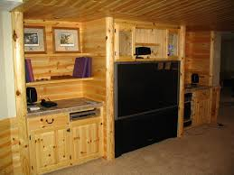 Pole Barn Home Interior The Best Man Caves From The Woodworkers Shoppe