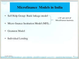 micro finance and its in empowerment
