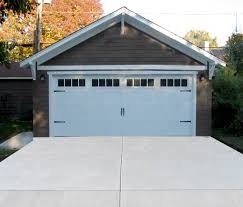 22x22 2 Car 2 Door Detached Garage Plans by Regency Garages U2013 Chicago Garage Builder Garage Construction