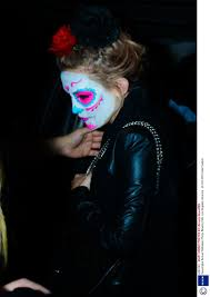 party america halloween halloween comes early for joey essex kate hudson and more spooky
