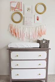 Dresser And Changing Table 19 Ikea Hacks For The Nursery Brit Co