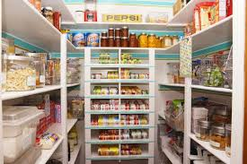 walk in pantry organization a perfect walk in pantry makeover