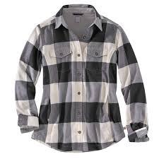 Rugged Clothing Carhartt Women U0027s Rugged Flex Hamilton Fleece Lined Shirt Men U0027s
