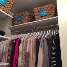 the dos and don u0027ts for organizing your closet closet