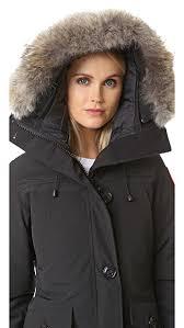 canada goose montebello parka white womens p 85 canada goose montebello parka shopbop save up to 30 use code