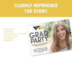 wording for graduation party invitations stephenanuno com