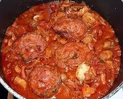 cuisiner des crepinettes crépinettes de porc mijotées aux chignons cuisine