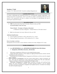 How To Make A Best Resume For Job How To Make A Simple Resume For A Job Entry How To Make A Resume