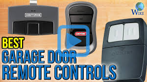 Overhead Door Reviews by Top 6 Garage Door Remote Controls Of 2017 Video Review