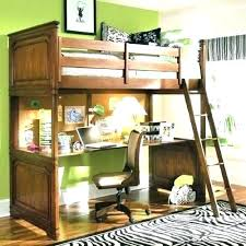 Bunk Beds And Desk Bed With Desk Underneath Bullishness Info