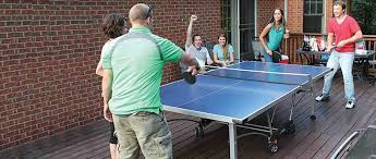 compare ping pong tables best ping pong table reviews 2018 and buyer s guide