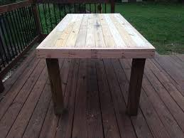 Wood Patio Table Wood Patio Table Patio Design 374