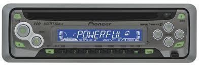 deh 1600 pioneer electronics usa