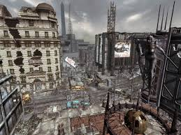 Fallout 3 Locations Map by Chevy Chase Fallout Wiki Fandom Powered By Wikia