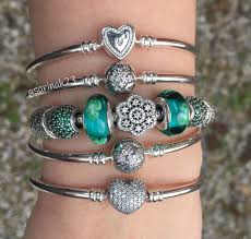 bangle charm bracelet pandora images Make one special photo charms for you 100 compatible with your jpg