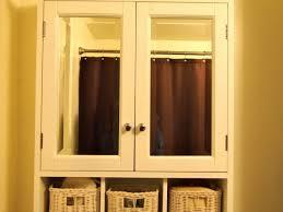 Bathroom Cabinet With Hamper Bathroom Wicker Bathroom Storage 42 Interesting Wicker Corner