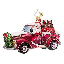 christopher radko ornaments 2014 radko ornament coke