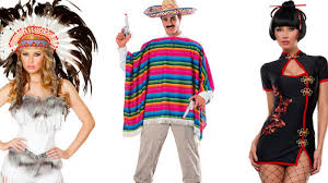 halloween costumes is cultural appropriation ever okay the tylt