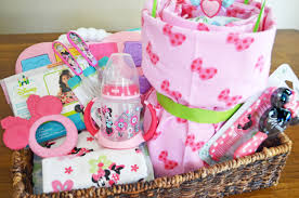 baby basket gift princess cake creating the disney baby gift basket