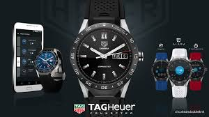 carrera watches tag heuer officially launches 1800 carrera connected