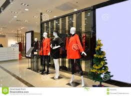 Shop In Shop Interior by Fashion Shop Interior Clothing Store Stock Photo Image 63350752