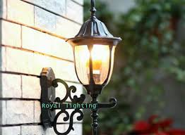 Mediterranean Wall Sconces Luxury Gold Crystal Wall Sconce Lighting Louvre Palace Led Wall