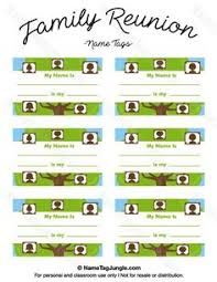 name tags for reunions image result for name tags reunions family lineage musgrave