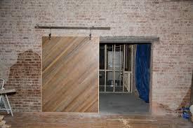 Exterior Sliding Door Track Systems Sliding Door Track System Exterior Office And Bedroom Sliding