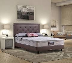 Vono Bed Frame Vono Mattress Medium Firm