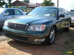 lexus green 1998 dark green pearl lexus ls 400 38077260 gtcarlot com car