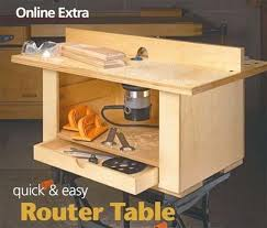 how to use a router table 42 free diy router table plans you can build yourself
