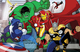 avengers assemble hulk cartoons disney xd anime
