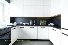 couleur mur cuisine bois couleur murs cuisine trendy cuisine bois couleur mur u le havre beau