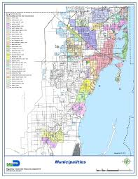 Florida Map Of Beaches by Miami Dade May Get A Few New Cities The New Tropic