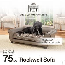 Enchanted Home Storage Ottoman Enchanted Home Pet Rockwell Pet Sofa Free Shipping Today