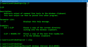 powershell quote list forgotten but awesome windows command prompt features scott