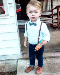 Boys White Skinny Jeans Toddler Boy Style Suspenders Skinny Jeans Bow Tie Toddler