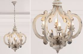 Antique Wood Chandelier Distressed Wood Chandelier Rustic Chandeliers French Country