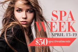the secret is out spa week is extended spa week daily